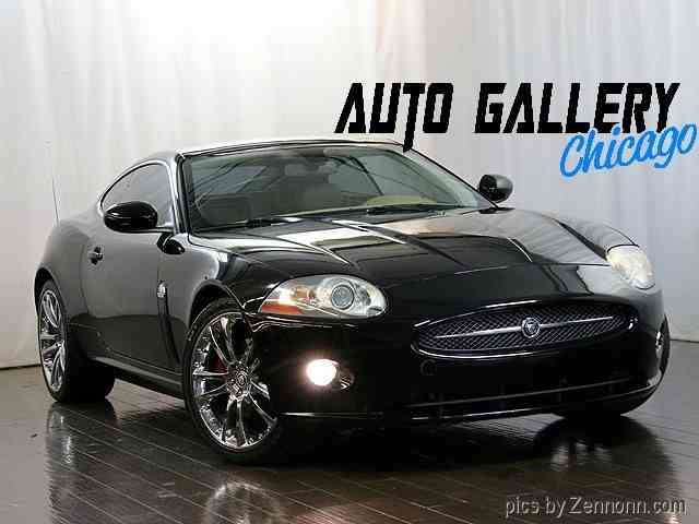 Picture of '07 Jaguar XK located in Illinois - $15,990.00 Offered by Auto Gallery Chicago - LMY8