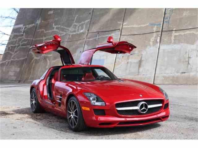 2012 Mercedes-Benz SLS AMG | 1009522