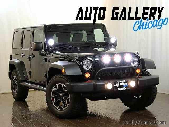 2012 Jeep Wrangler | 1009526