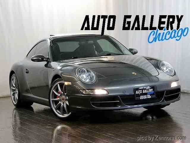 2007 Porsche 911 | 1009530