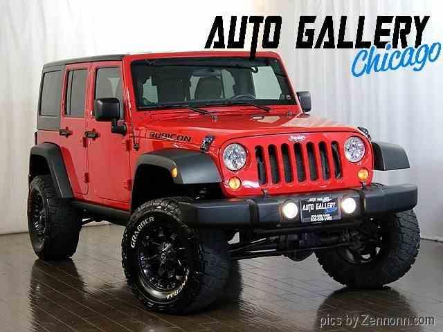 2012 Jeep Wrangler | 1009538
