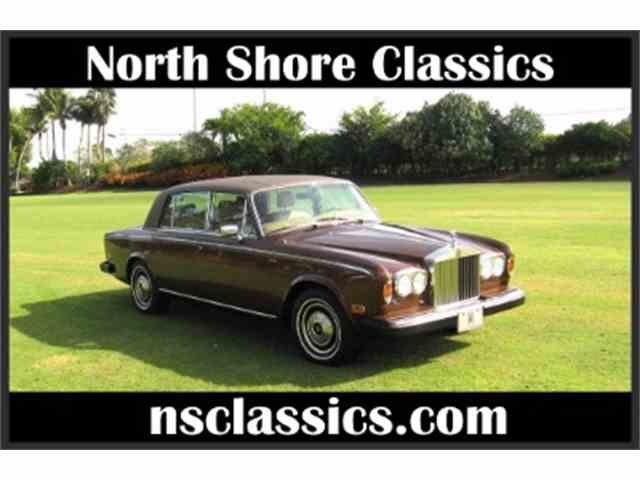 1980 Rolls Royce Silver Wraith II | 1000955