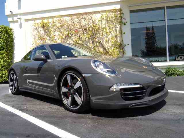 2014 Porsche 911 Carrera S 50th Anniversary Edition | 1009559