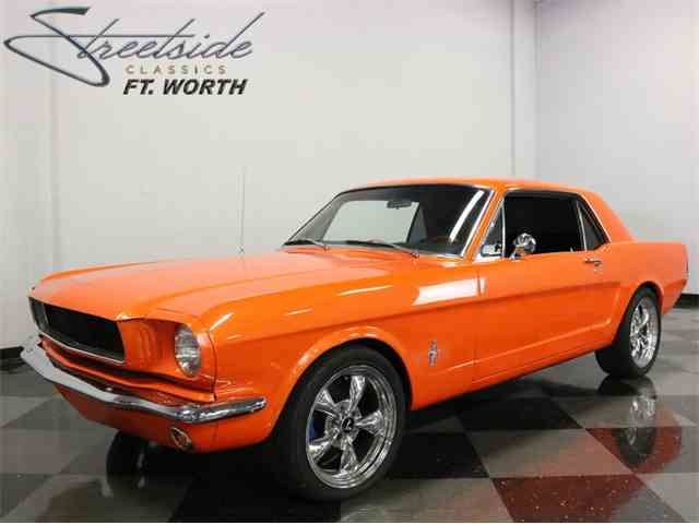 1966 Ford Mustang   1009561