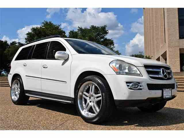 2009 Mercedes-Benz GL450 | 1009563