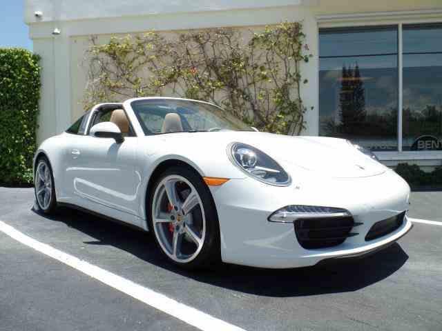 2015 Porsche 911 Carrera 4S Targa | 1009565