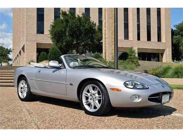 2001 Jaguar XK | 1009567