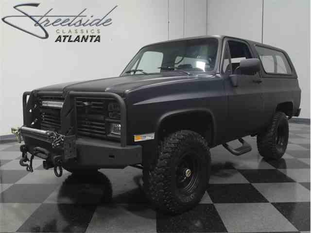 1986 Chevrolet K5 Blazer M1009 | 1009569