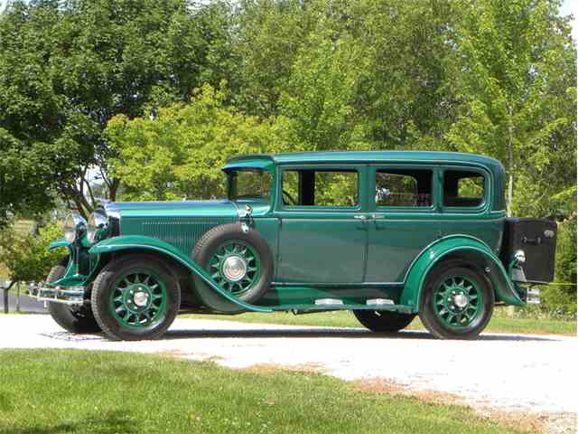 1929 Buick Series 129 Model 57 4 Door Sedan | 1009577