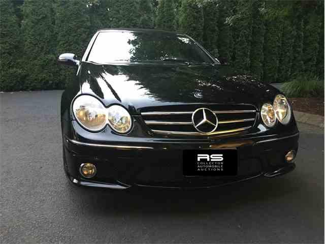 2007 Mercedes-Benz CLK63 | 1009584