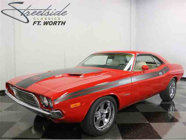 Picture of '72 Challenger R/T - LN03