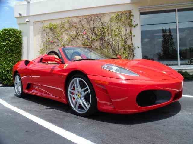 2008 Ferrari F430 Spider F1 | 1009588
