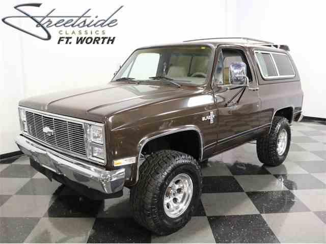 1987 Chevrolet Blazer | 1009596