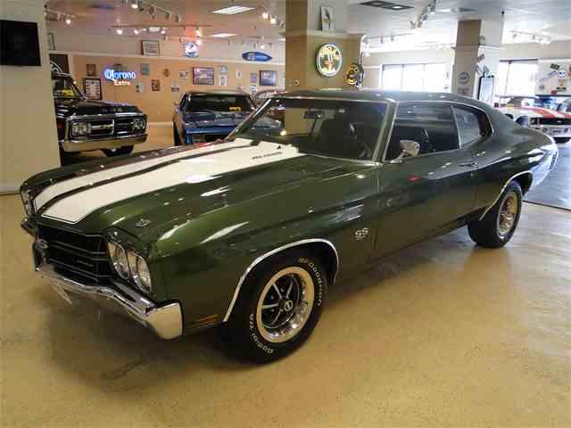 1970 Chevrolet Chevelle   1009597
