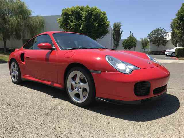 2002 Porsche 911 Turbo | 1009600