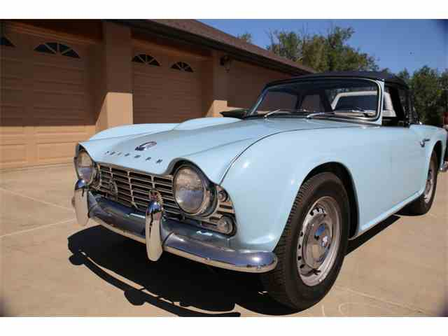1962 Triumph TR4 | 1009603