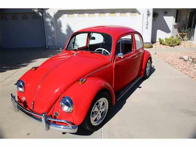 1967 Volkswagen Beetle | 1009607