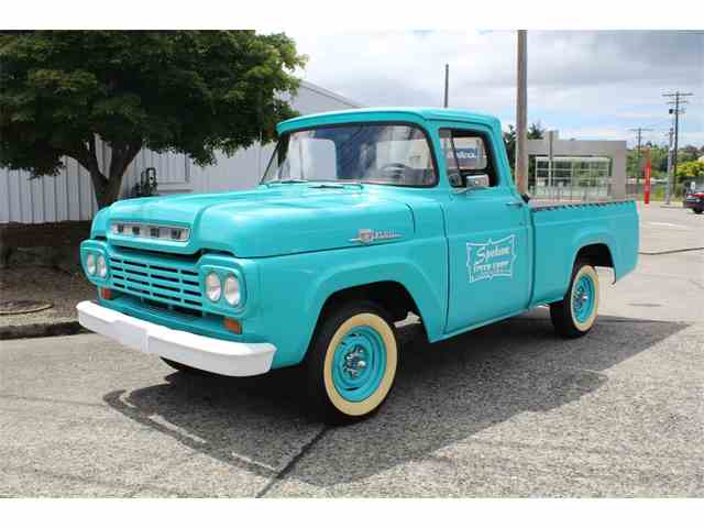 1959 Ford F100   1009608