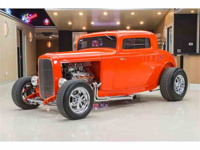 1932 Ford 3-Window Coupe Street Rod | 1009609