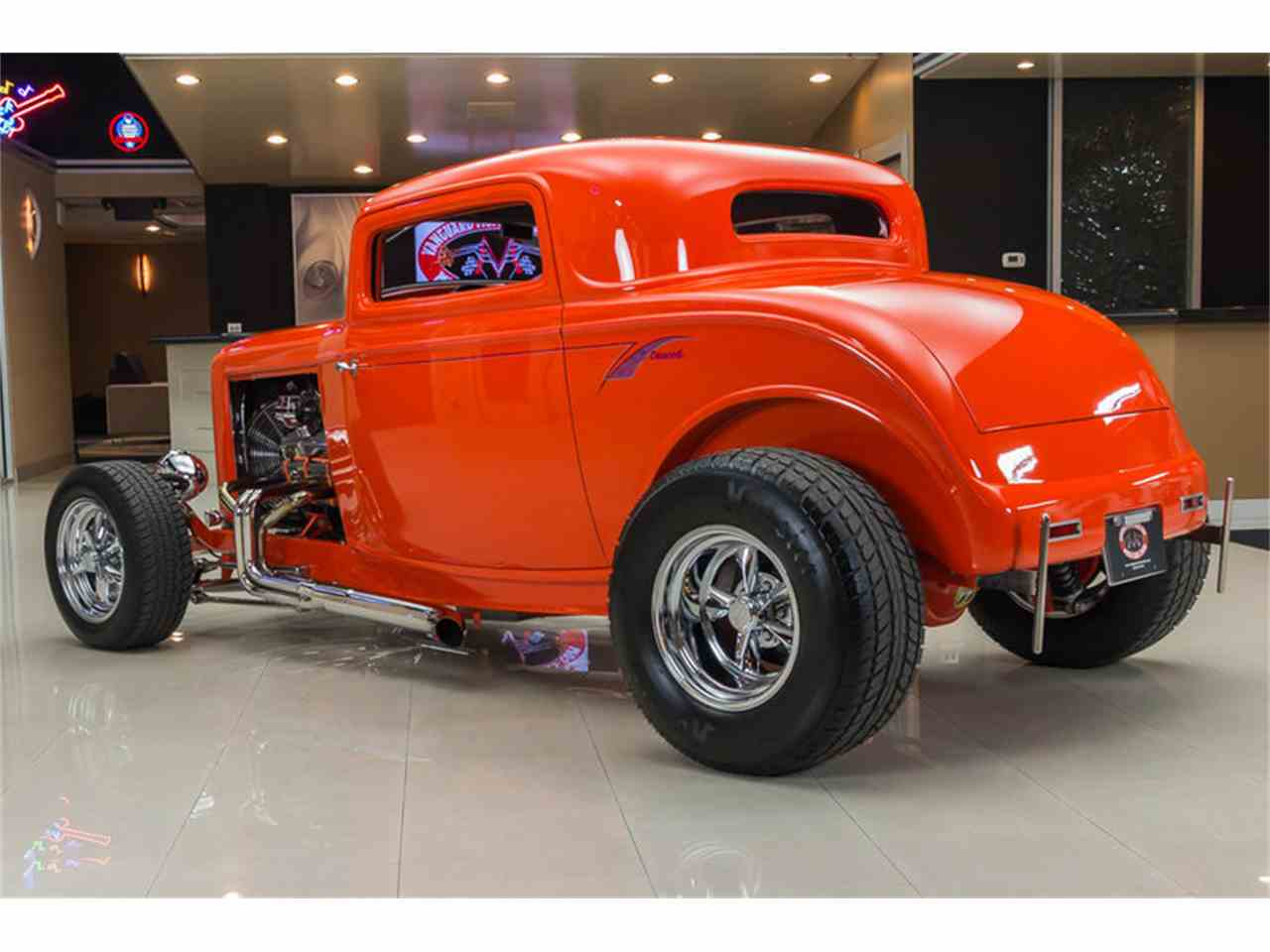 1932 ford 3 window coupe street rod for sale classiccars for 1932 three window coupe for sale
