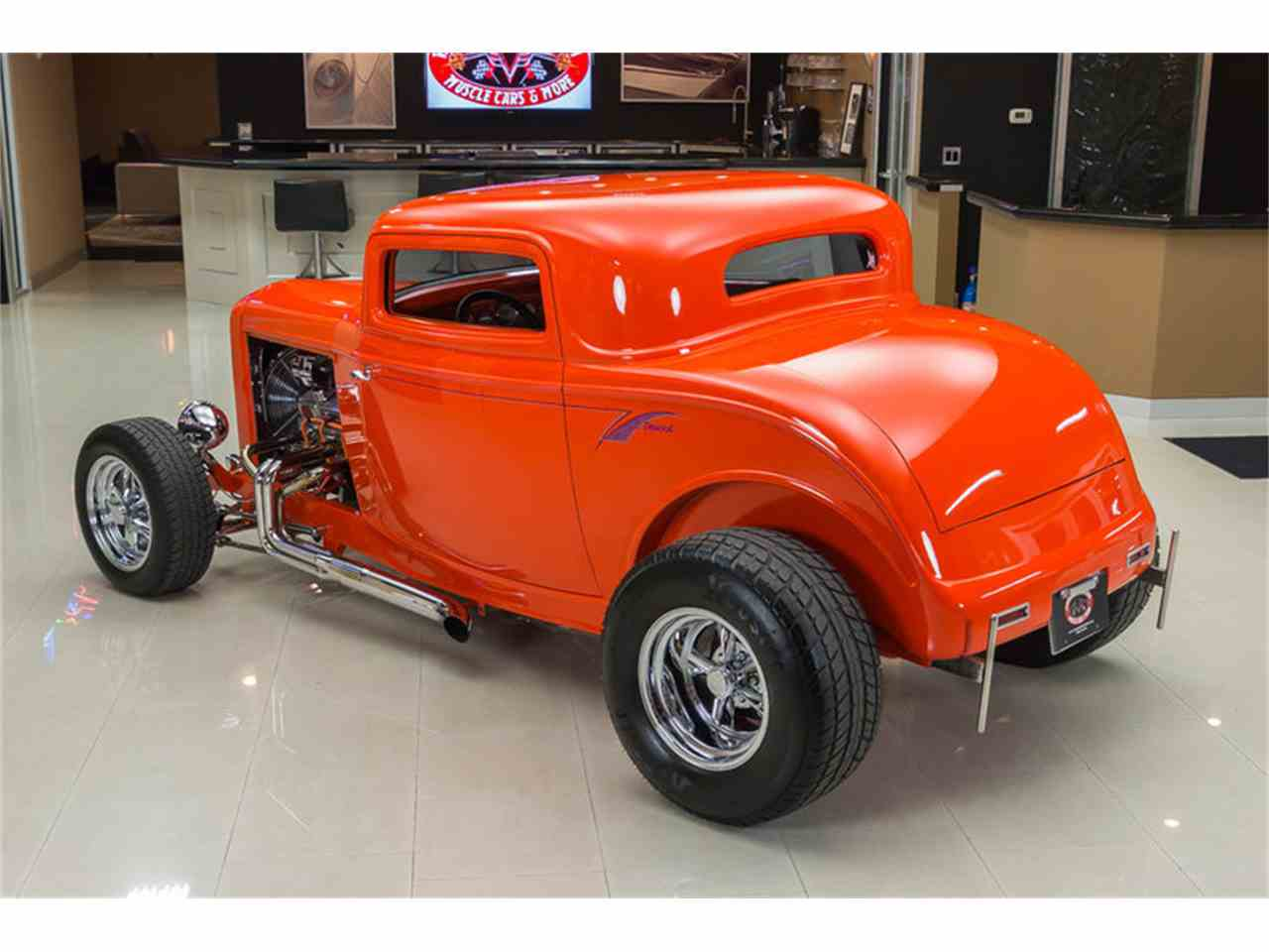 1932 ford 3 window coupe street rod for sale classiccars for 1932 ford 3 window for sale