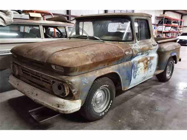 1962 Chevrolet C/K 10 | 1000961