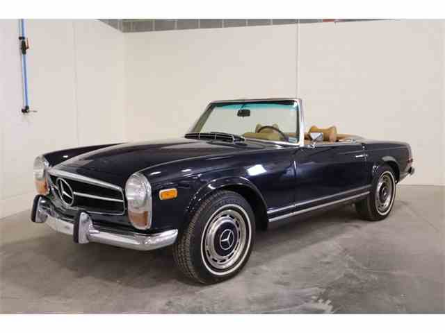 1970 Mercedes-Benz 280SL | 1009612