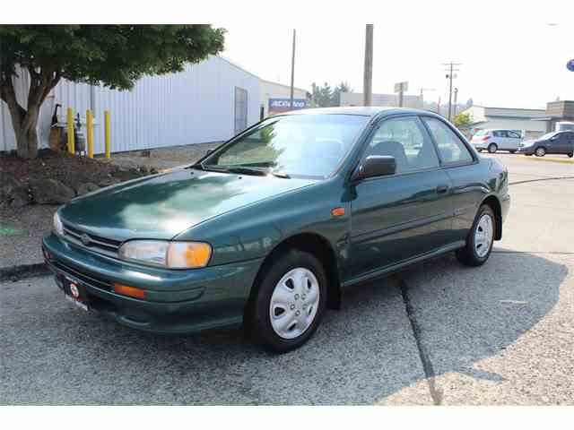 1996 Subaru Impreza | 1009615