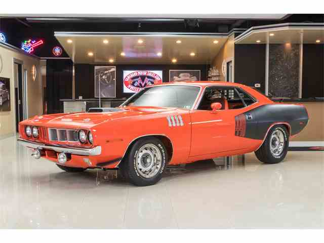 1971 Plymouth Cuda 440 Six Pack Recreation | 1009623