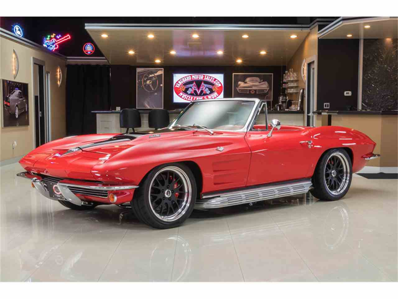 Corvette 1964 chevrolet corvette : 1964 Chevrolet Corvette Convertible Pro Touring for Sale ...