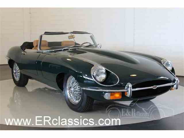 1969 Jaguar E-Type | 1009626