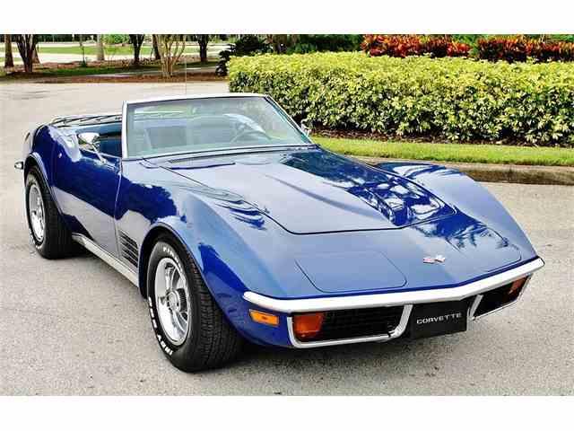 1972 Chevrolet Corvette | 1000963