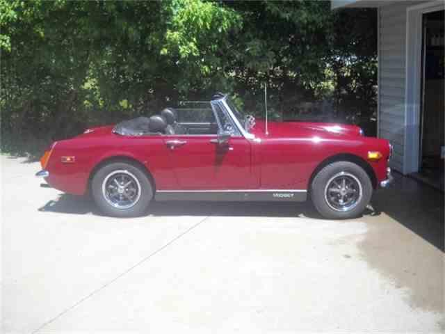 1974 MG Midget | 1009634