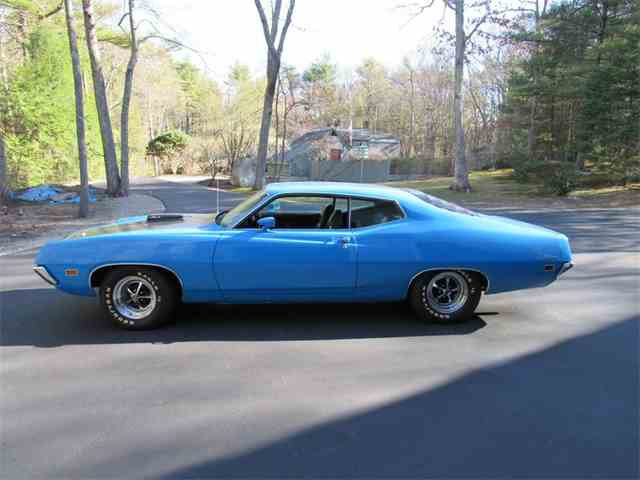 1971 ford torino 1009638