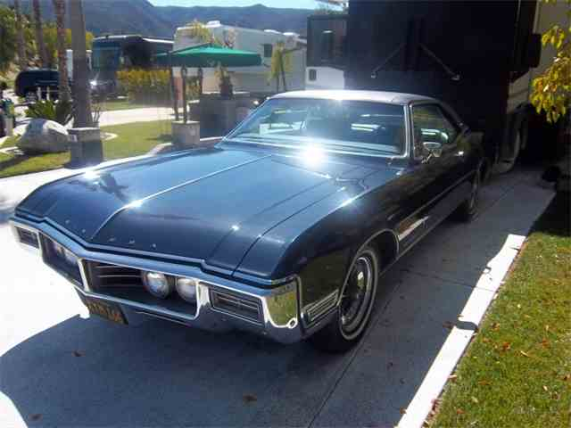 1969 Buick Riviera   1009650