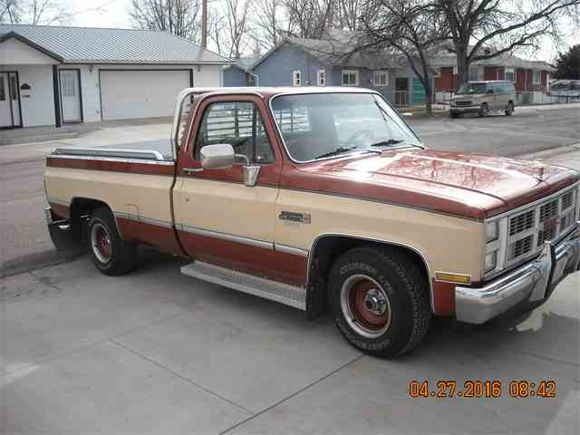 1983 GMC Sierra | 1009655