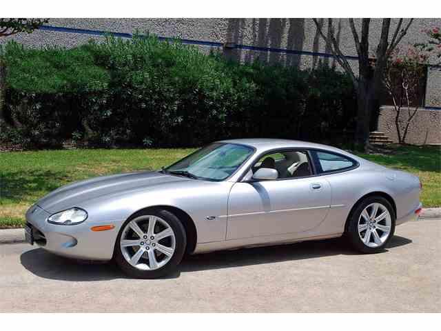 2000 Jaguar XK8 | 1009659