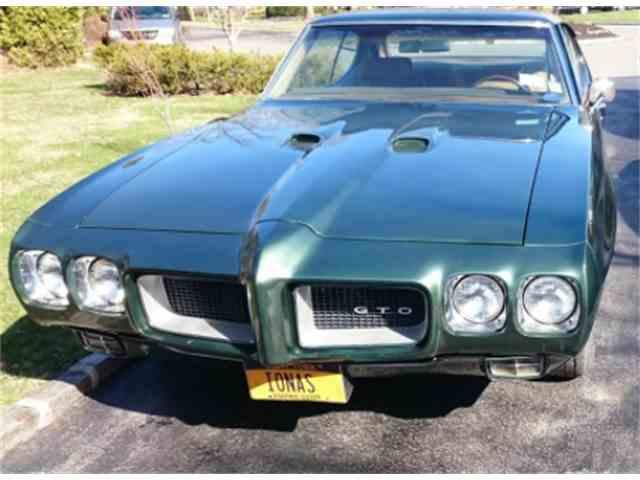 1970 Pontiac GTO | 1009661