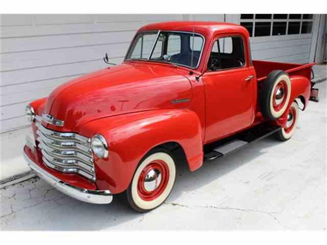 1951 Chevrolet 3100 | 1009665