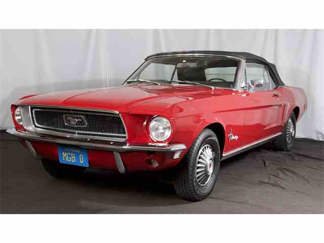1968 Ford Mustang | 1009671