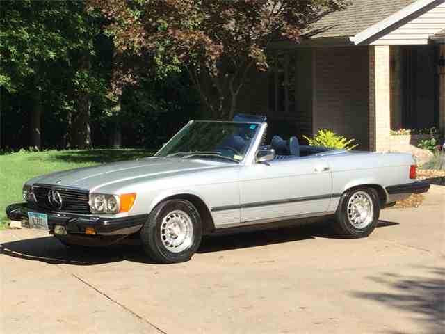 1978 Mercedes-Benz 450SL | 1009691