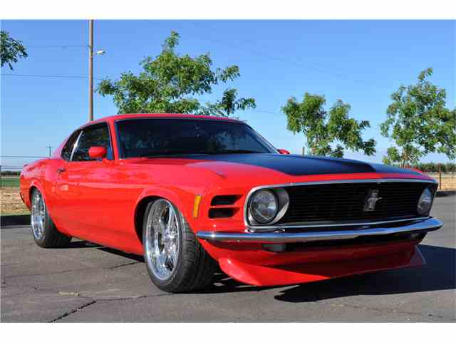 1970 Ford Mustang | 1009695