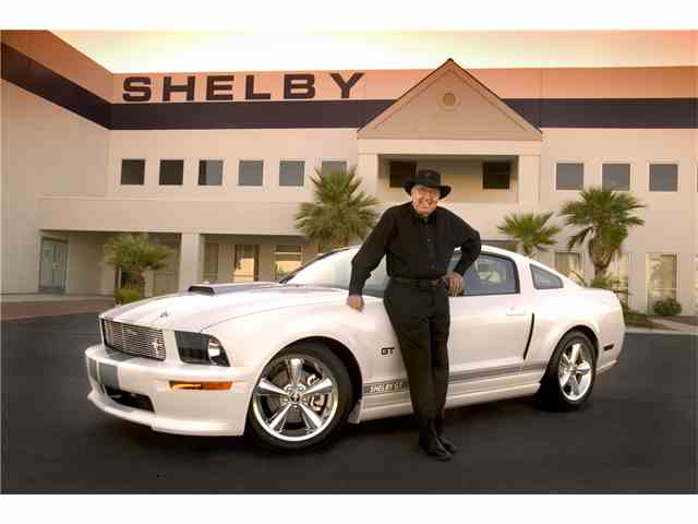 2007 Shelby GT | 1009700