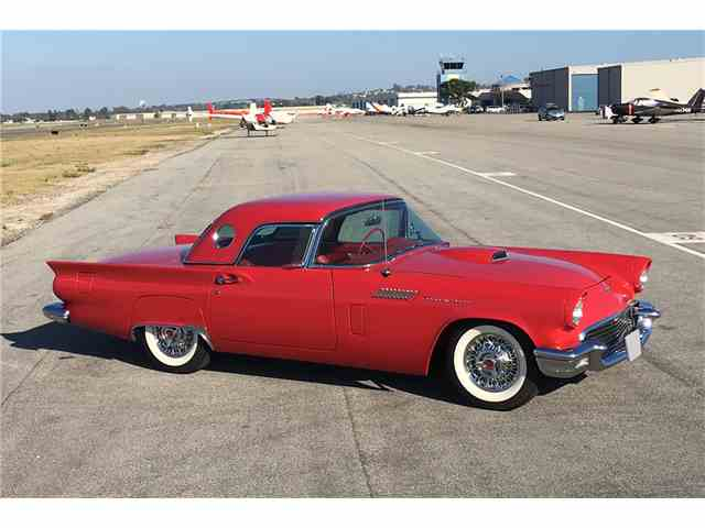 1957 Ford Thunderbird | 1009705
