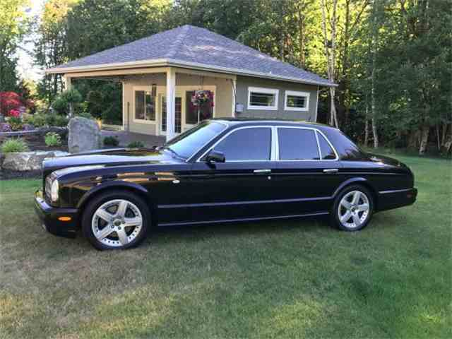 2003 Bentley Arnage | 1009712