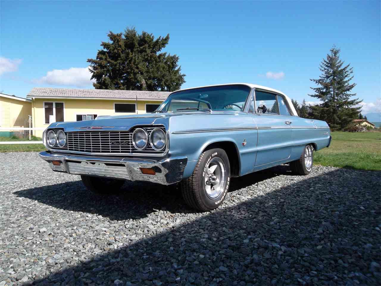 1964 chevrolet impala ss 1009728