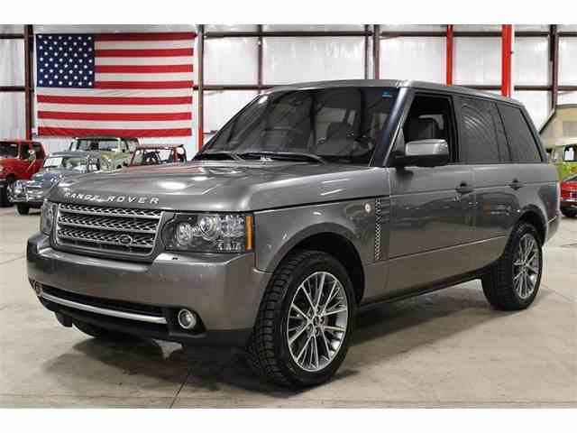 2011 Land rover Range Rover Super Charged   1009732