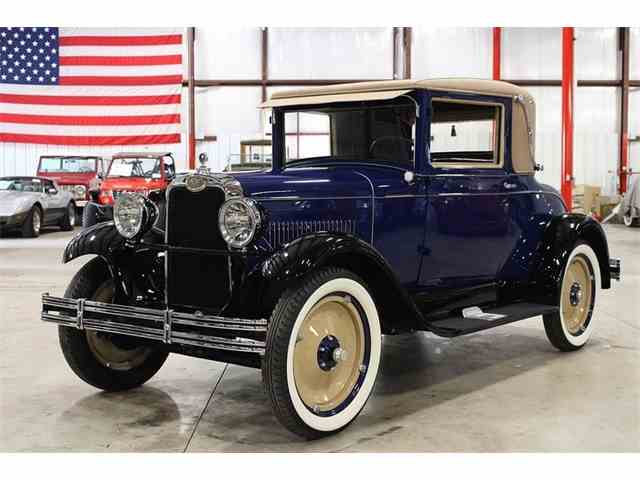 1928 Chevrolet National | 1009736