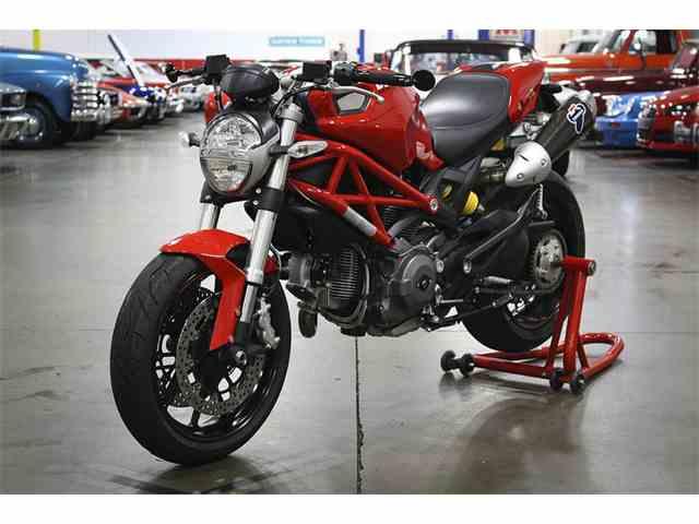 2012 Ducati Monster 796 ABS | 1009737