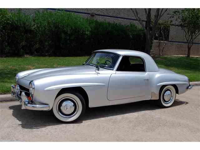 1956 Mercedes-Benz 190SL   1009738